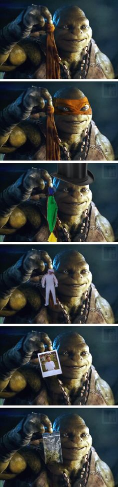 Teenage Mutant Ninja Turtles Funny Meme