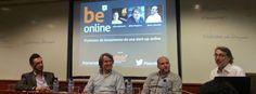 Mesa redonda Como lanzar una Startup Online en el #Bemarketingday de EADA el 2 de octubre 2014