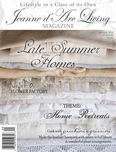 Jeanne d'Arc Living / Časopis Jeanne d'Arc Living 9/2014 - anglická verze