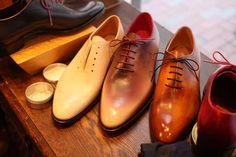 Japanese Shoes: Bespoke & RTW Super Thread - Page 137