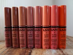 NYX Butter Gloss Review