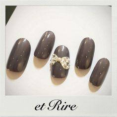 etRire☆simpleelegant ribbon ◆ネイルサロンエリール◆ ご予約☎︎03-3470-1184 HP:http://www.etrire.jp #nail#nails#nailart#etrire#makifujiwara#naildesign#nailsalon#manicurist#beauty#fashion#ribbonnail#bijou#etrirenail#ネイルケア#ジェル#ジェルネイル#ネイル#ネイルデザイン#ネイルアート#エリール#表参道#表参道ネイル#表参道ネイルサロン#エリール#大人ネイル#おしゃれネイル#大人ネイルサロン#エリールネイル#リボンビジューネイル#大人のおしゃれネイル