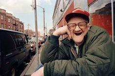 Bruce Davidson - Chicago. 1989