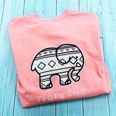 Rose Quartz Tribal Print ✨ tag someone who'd wear this ✌️