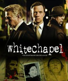 Whitechapel - interesting police/ crime show it mixes in historical cases with fictional cases. I am enjoying it. The premise is a bit far fetched but that is often the case- the acting is quite good.   ****It is driving me NUTS trying to find season 4 of this!! Can anyone help me? You can only buy it in British format ugh!!