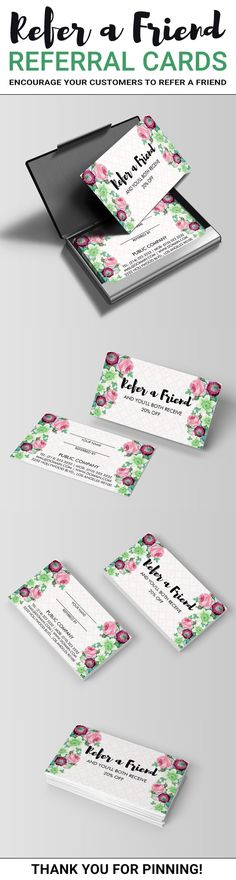 Dog Grooming Customer Referral Coupon Personalize Business Card