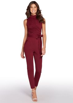 Kalani Hilliker for Alyce KR106 Jumpsuit Valentine's Day Outfit, Outfit Of The Day, Valentines Day Dresses, A Night To Remember, Evening Shoes, Designer Dresses, Fashion Dresses, Jumpsuit, Outfits