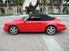 Make:  Porsche Model:  911 Year:  1994 Body Style:  Convertible Exterior Color: Red Interior Color: Black Doors: Vehicle Condition: Excellent Phone:  941-915-5648  For MOre Info Visit: http://UnitedCarExchange.com/a1/1994-Porsche-911-322746731451