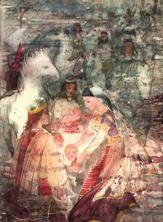 Maria Zhelibskaya, Slavic Fairy Tales