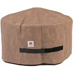 Fire Pit Covers - Duck Covers Elite Round Fire Pit Cover 36Inch -- More info could be found at the image url. (This is an Amazon affiliate link)