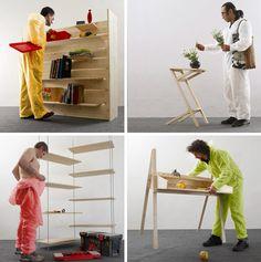 majstrovanie drevené konštrukcie nábytkovej