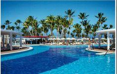 The Hotel Riu Palace Bavaro (24h All-Inclusive) is a new RIU hotel on a beachfront location in Arena Gorda in Punta Cana, Dominican Republic.