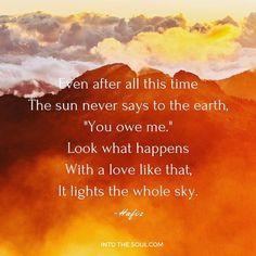 #soulmates #lovestory #hafiz #intothesoul #twitter...