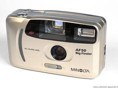 Minolta AF-50 Big Finder