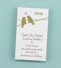 Devoted Pair - Save the Date Magnet without Backer - Save the Date Magnet Ideas - Save the Date Magnets Diy Save The Dates, Save The Date Magnets, Wedding Save The Dates, Save The Date Cards, Discount Wedding Invitations, Anniversary Invitations, Bridal Shower Invitations, Invites, Wedding Stationary