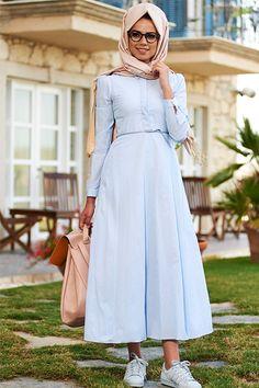 Mevra Mavi Sıla Cotton Elbise - Satın almak için http://alisveris.yesiltopuklar.com/mevra-mavi-sila-cotton-elbise.html adresine tıklayın.