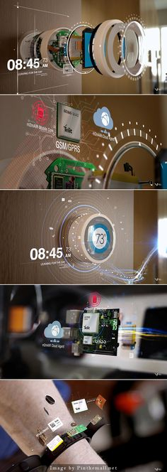 Internet of Things - Telit #motiongraphics…