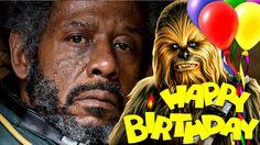 Forest Whitaker Birthday