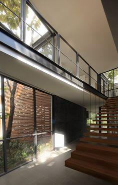 Interior Casa Morán, Guadalajara, Jalisco, México.