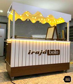 Bakery Shop Design, Coffee Shop Interior Design, Kiosk Design, Retail Store Design, Outdoor Restaurant Patio, Vegan Food Truck, Food Court Design, Door Signage, Food Truck For Sale