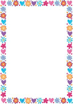 printable frames and borders Page Boarders, Boarders And Frames, Printable Border, Printable Frames, Free Printable Stationery, Printable Paper, Clipart, Borders For Paper, Paper Frames