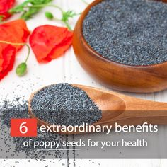 We hear a lot about the ever popular chia seed, but when did society forget about the humble poppy seed?  I love helping people and seeing them become happier and healthier! Interested? Need an accountability group?  Let's connect!  Email me at getfit2stayhealthy@gmail.com and send me a list of your goals and lifestyle and we'll work together!  You are not alone! #GetFit2StayHealthy