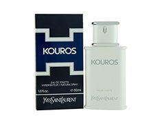 Kouros By Yves Saint Laurent For Men. Eau De Toilette Spray 1.6 Ounces -- See this great image @