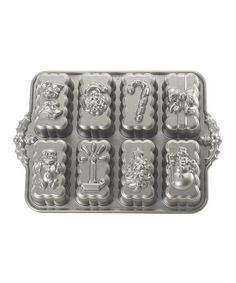 Love this Nordic Ware Silver Mini Loaf Pan by Nordic Ware on #zulily! #zulilyfinds