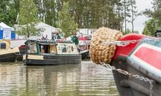 Groupon - Entry for Two Adults to the Crick Boat Show, Crick Marina, Monday 30 May (Up to 57% Off) in Crick Marina. Groupon deal price: £12