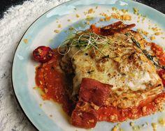 Vegetable Lasagna - The Charge Group Tasty Lasagna, Cheese Lasagna, Lasagne Sans Gluten, Easy Homemade Lasagna, Whole Wheat Noodles, Sauce Béchamel, Meat Sauce, Eggplant Lasagna, Eggplant Parmesan