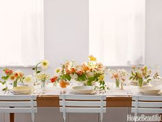 Fresh Table Setting Ideas for Spring