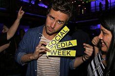 Social Media Week Closing Night Party at Angel Orensanz Foundation, via Flickr.