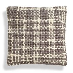 Bubbie Pillow - Grey - Modern Pillows and Home Accessories by Blu Dot