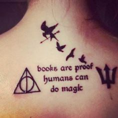 21 Tattoos That Show Off Some Impressive Literary Devotion