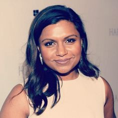 """""""Sometimes you just have to put on lip gloss and pretend to be psyched."""" ―Mindy Kaling"""