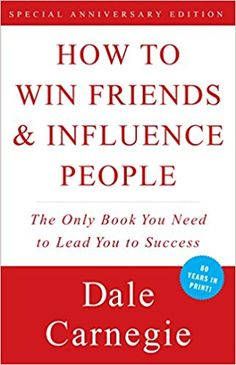30 Business Books to read 'How to Win Friends & Influence People' by Dale Carnegie Personal Development Books, Self Development, Reading Lists, Book Lists, Good Books, Books To Read, Big Books, Jobs, How To Influence People