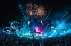THROWBACK | Electric Love - Music Festival Electric Love Festival, Love Music Festival, Festival Looks, Festivals, Night Illustration, Stage Design, Electronic Music, Edm, Concert