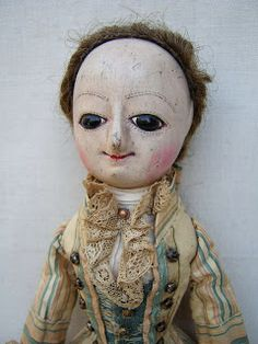 The Old Pretenders: Old Pretenders China Dolls, Wooden Dolls, Queen Anne, Antique Dolls, The Past, Halloween Face Makeup, Old Things, Carving, Yachts