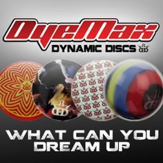 Dynamic Discs is a great company to pick up all sorts of DG equipment --- especially incredible dyes like the ones seen here.