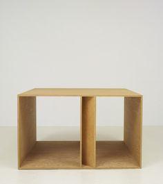 "Douglas Fir plywood, 36"" x 60"" x 60"" (91.4 cm x 152.4 cm x 152.4 cm), 1989, © Judd Foundation. Licensed by VAGA, New York, NY / Photo by: Ellen Labenski"