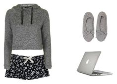 """""""Grey lazy day"""" by resigned-swallow ❤ liked on Polyvore featuring Calvin Klein, Topshop, Banjo & Matilda and Speck"""