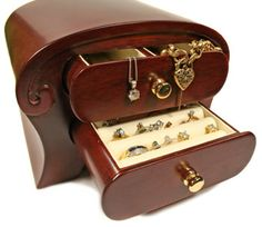 Get organized and learn how to properly store jewelry, ensuring it will last for generations to come.