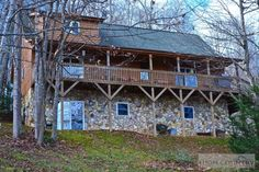 Lovely mountain home in excellent location -- Boone, NC