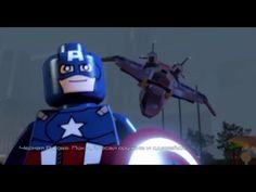 Lego Marvel's Avengers (Shakespeare in the Park)