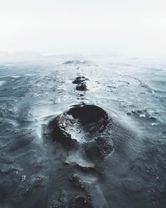 Iceland From Above: Drone Photography by Benjamin Hardman #photography #travel #aerial #dronephotography #adventure #instagram #Iceland