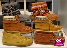 Mocassins are the perfect weekend shoe and so comfortable - Oshawa Centre Style Approved by - Find it at Town Shoes Timberland Boots, Centre, Pairs, My Favorite Things, My Style, Shoes, Fashion, Moda, Zapatos