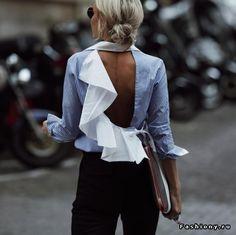Готовимся к лету: блузы, топы, рубашки