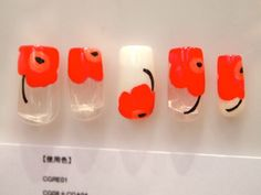 2012 winter trend nail art 1