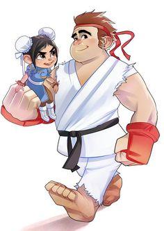 Wreaking Street Fighter