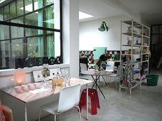 vosgesparis: Industrial X Design   A dream home in a former Mil...